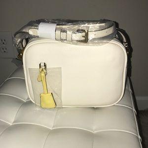 New JCrew Leather Handbag